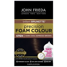 John Frieda Precision Foam Colour Espresso Brown