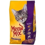 Meow Mix Dry Cat Food Chicken