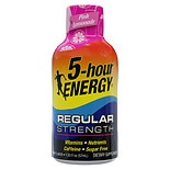 5 Hour Energy Dietary Supplement Shot Lemonade