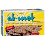 Ak-Mak Low Fat Crackers Sesame