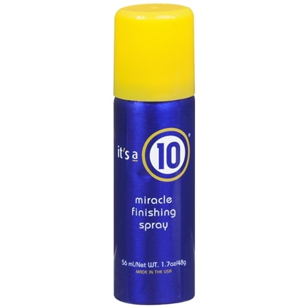 miracle finishing spray by it's a 10