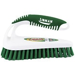 Libman Power Scrub Brush Green/White