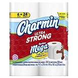 Ultra Strong Toilet Paper Mega Rolls
