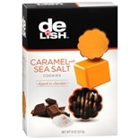 Good & Delish Caramel with Sea Salt Cookies Caramel with Sea Salt