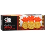 Good & Delish Showtime Crackers Garlic