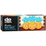 Good & Delish Crackers Sea Salt