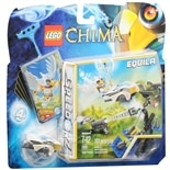 LEGO Systems Legends of Chima Toy Set