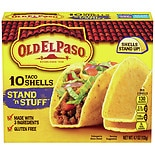 Old El Paso Stand 'N Stuff Taco Shells 10 Pack