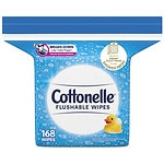 Save up to 30% on Cottonelle paper products.