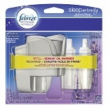 Febreze Sleep Serenity Bedroom Diffuser, NOTICEables Moonlit Lavender