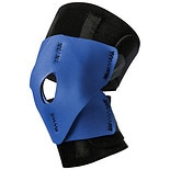 Core Performance Wrap Knee Support Blue