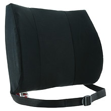 Core Standard Sitback Rest Lumbar Support Black