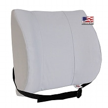 Core Standard Sitback Rest Lumbar Support Gray