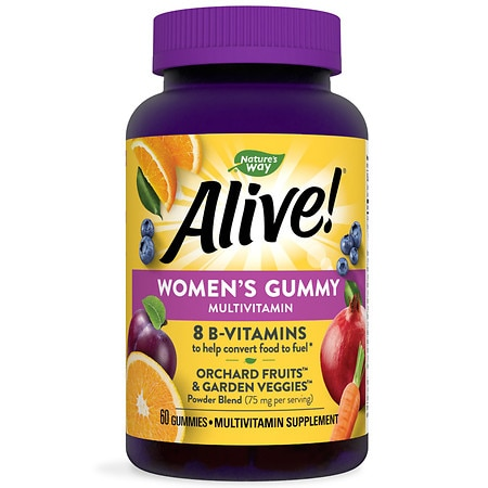 Nature's Way Alive! Multi Vitamin Gummy