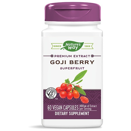 Goji supplement