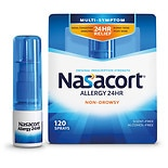 Nasacort Allergy 24 Hour Spray 120 Sprays
