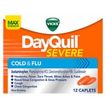 Severe Cold & Flu Relief Caplets