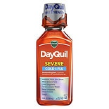 Severe Cold & Flu Relief Liquid