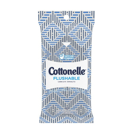 Cottonelle Cottonelle Fresh Care Flushable Cleansing Cloths