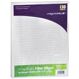 Wexford Wide Ruled Filler Paper White