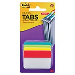 Post-it Filing Tabs Blue