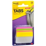 Post-it Filing Tabs Pink