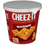 Cheez-It Baked Snack Crackers, On the Go Cup Original