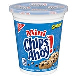 Chips Ahoy Mini Chips Ahoy! Real Chocolate Chip Cookies Chocolate Chip