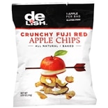 Crunchy Apple Chips Fuji Red