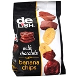 Good & Delish Chocolate Covered Banana Chips