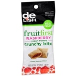 Good & Delish FruitFirst Yogurt Frosted Crunchy Bites Raspberry