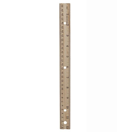 Wexford Wooden Ruler