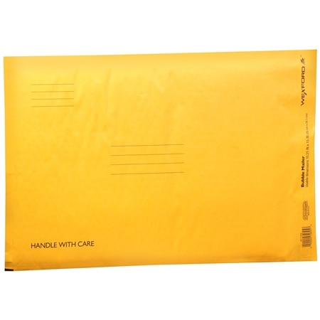 Wexford Bubble Mailer 10.25 inch x 15 inch