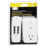 Living Solutions Lighting Remote Control Assorted