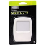 LED panel night light White