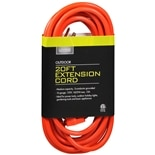 20' Outdoor extension cord Orange