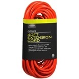 Living Solutions 40' Outdoor extension cord Orange