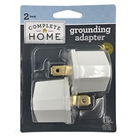 Living Solutions Grounding Adapters White
