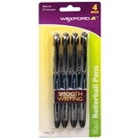 Wexford Rollerball Pens 0.7 mm Black