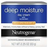 Neutrogena Deep Moisture Day Cream with Sunscreen Broad Spectrum SPF 20