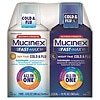 Mucinex Fast-Max Severe Cold and Cold & Flu Liquids, Day & Night