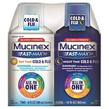 Fast-Max Severe Cold and Cold & Flu Liquids, Day & Night