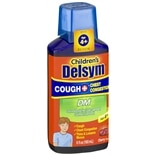 Delsym Children's Liquid Cough + Chest Congestion DM Cherry