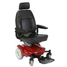 Shoprider Streamer Sport Powerchair Red