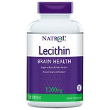 Natrol Soya Lecithin 1200mg, Softgels