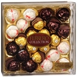 Ferrero Rocher Collection Diamond Gift Box 24 Piece