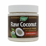 Nature's Way Raw Coconut Whole Food, Organic