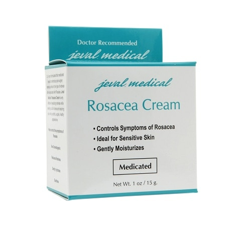 Jeval Medical Rosacea Cream - 1 oz.