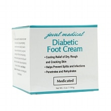 Jeval Medical Diabetic Foot Cream