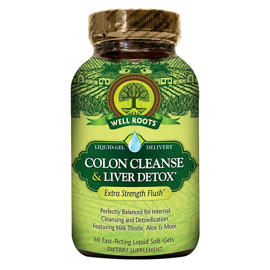 well roots colon cleanse liver detox softgels walgreens. Black Bedroom Furniture Sets. Home Design Ideas